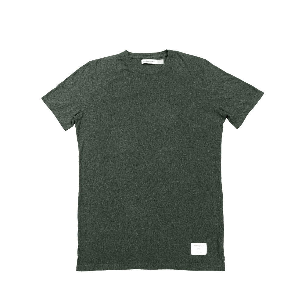 Signature Tri-blend Tee | Olive Green