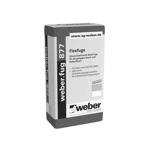 Weber.fug 877 Flexfuge 2-20 mm