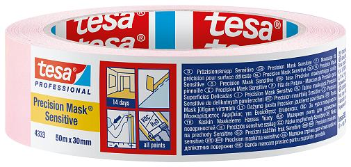tesa® Präzisionskrepp Sensitive