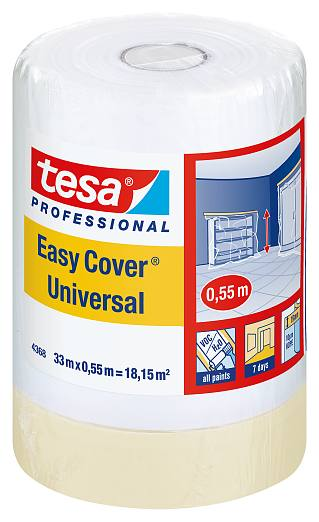 tesa Easy Cover® Folie Universal