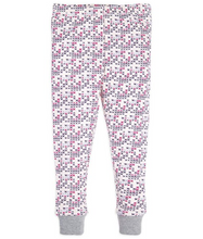 Load image into Gallery viewer, Citizen Kidette Burt's Bees Micro Cross Stitch Long Sleeve Pajama Set