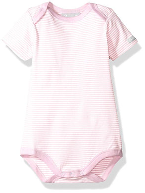 Coccoli Striped Baby Jersey Modal Bodysuit
