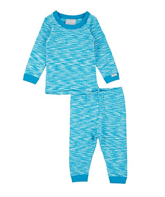 Coccoli Space-Dyed Pajama Set