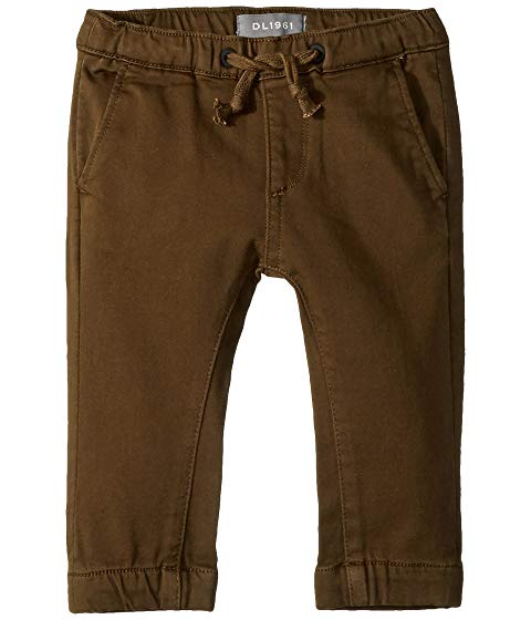 DL1961 Baby Boys Brown Joey Joggers