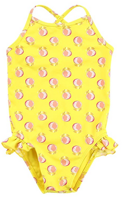 Egg by Susan Lazar Leah Printed One-Piece
