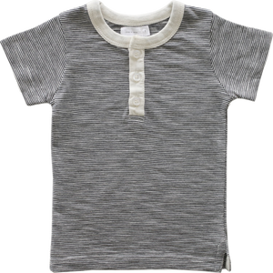 Jamie Kay Short Sleeve Thomas Stripe Henley