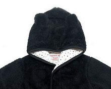 Load image into Gallery viewer, Magnetic Me So Soft Minky Fleece Magnetic Hooded Jacket 6M - 12M