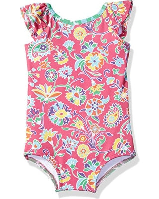 Masala Baby Ananya Floral Flutter One Piece