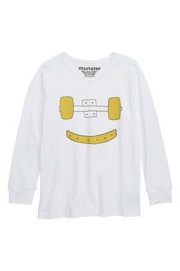 Munsterkids Trucks Grin Long Sleeve T-Shirt
