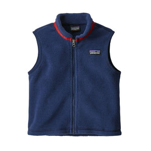 Patagonia Baby Synchilla Vest (Classic Navy) 4t