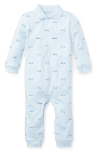 Ralph Lauren Polo Train Cotton Polo Coverall (pants)