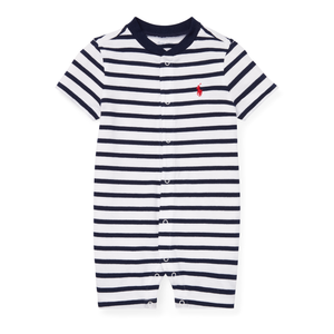 Ralph Lauren Cotton Jersey Snap Shortall
