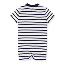 Load image into Gallery viewer, Ralph Lauren Cotton Jersey Snap Shortall