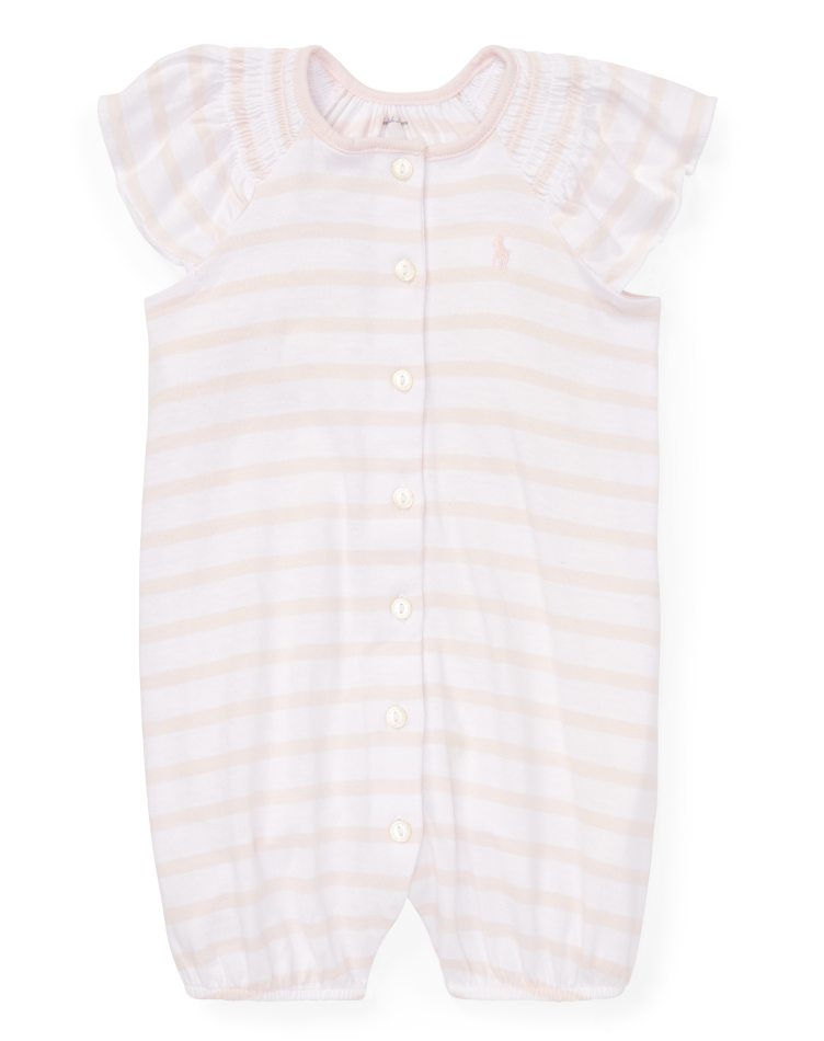 Ralph Lauren Smocked Shortall