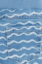 Load image into Gallery viewer, Rosie Pope Waves Denim Jeans