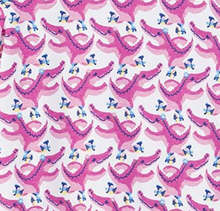 Load image into Gallery viewer, Hatley Girls' Rollergators Print