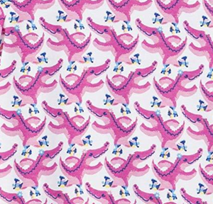 Hatley Girls' Rollergators Print