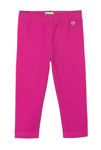Hatley Baby Girls Fuchsia Leggings