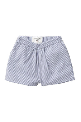 Sovereign Code Blue Striped Shorts