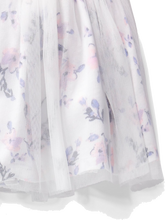 Load image into Gallery viewer, Splendid Floral Print Tutu Skirt