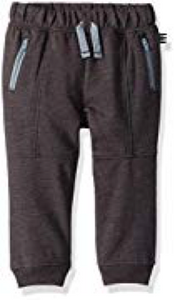 Splendid Baby Boys Jogger Pant with zipper pockets
