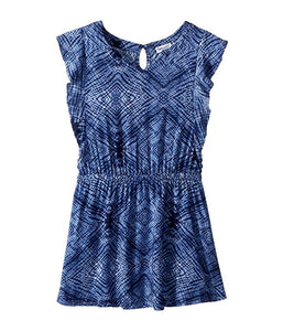 Splendid AOP Voile Tank Dress