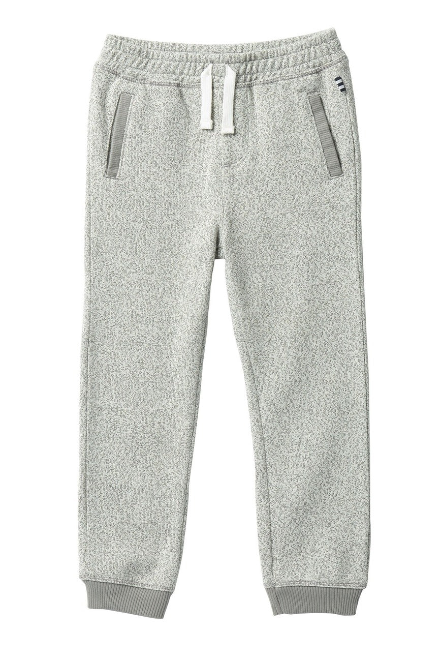 Splendid Marled Fleece Jogger Pants