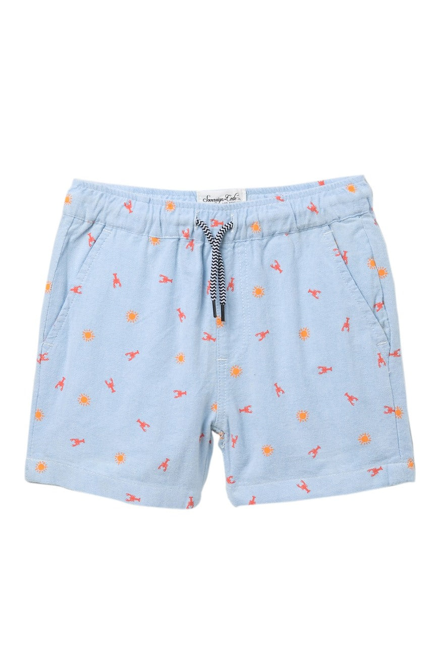 Citizen Kidette Sovereign Code Sunny Lobster Shorts