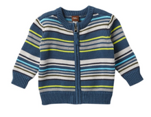 Load image into Gallery viewer, Tea Collection Gavin Zipper Cardigan