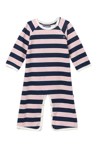 Toobydoo Le Marais Striped Jumpsuit