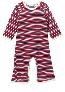 Toobydoo Saint Germain Striped Jumpsuit