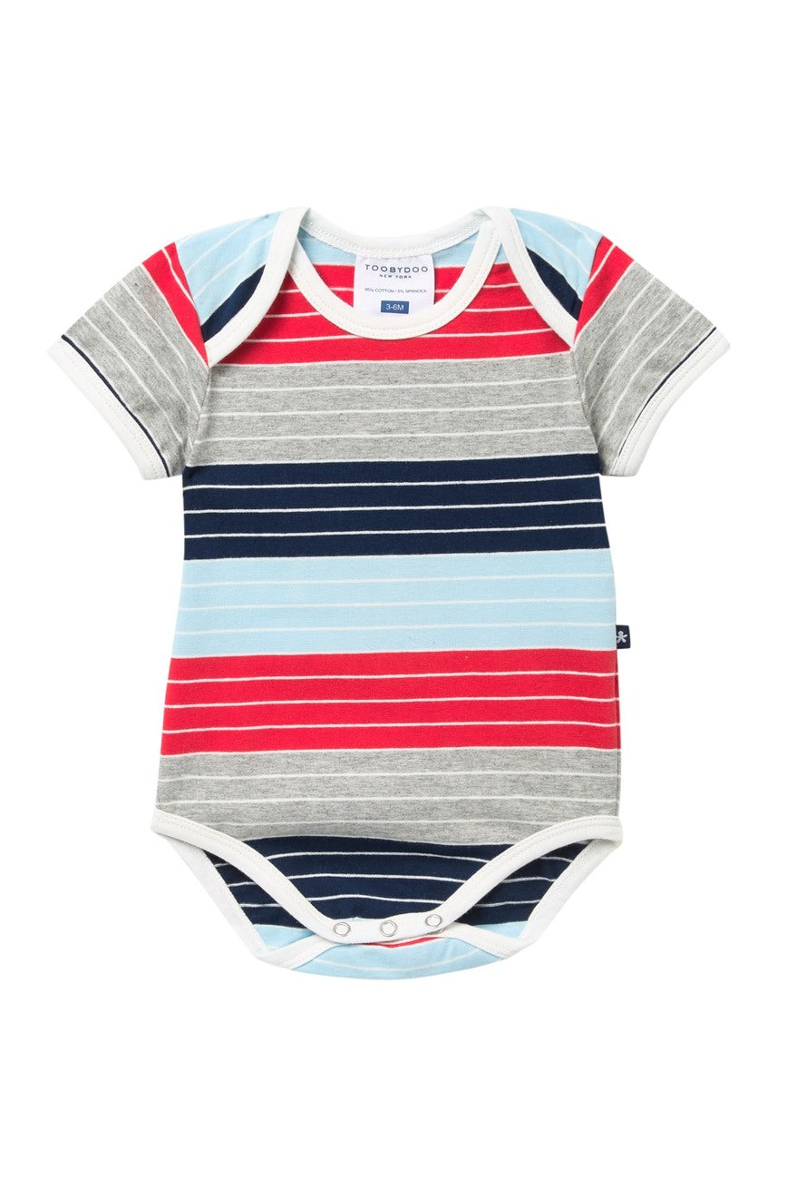 Citizen Kidette Toobydoo Striped Bodysuit