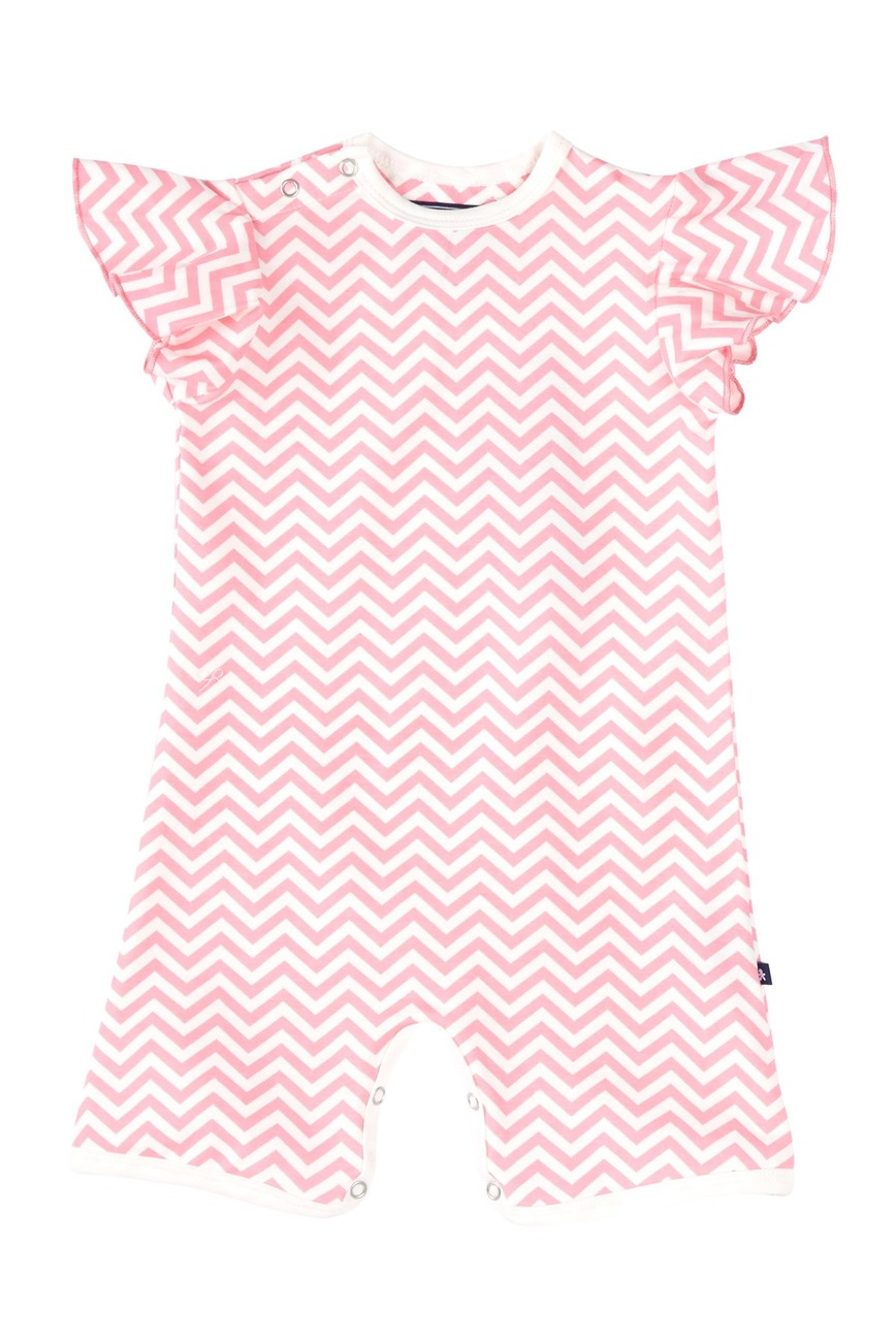 Toobydoo Cheveron Jumpsuit