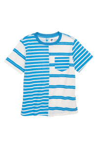 Tucker + Tate Spliced Stripe T-Shirt