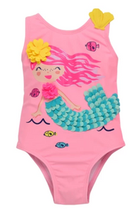Wetsuitclub Mermaid One-Piece Swimsuit