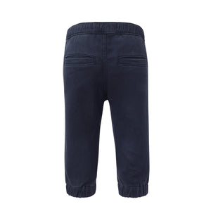 DL 1961 Baby Boys Joey Joggers in Navy