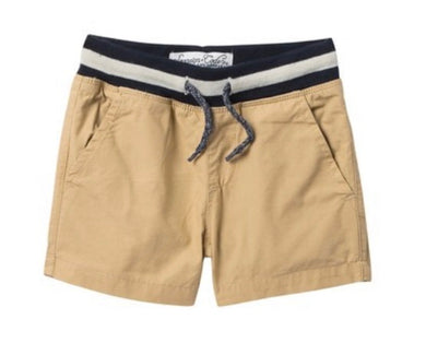 Sovereign Code Khaki Gavin Woven Shorts