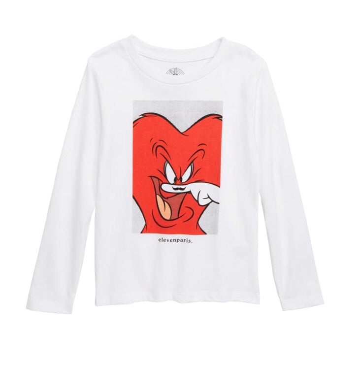 Eleven Paris Looney Tunes(TM) Gossmous Lomg-sleeve T-shirt