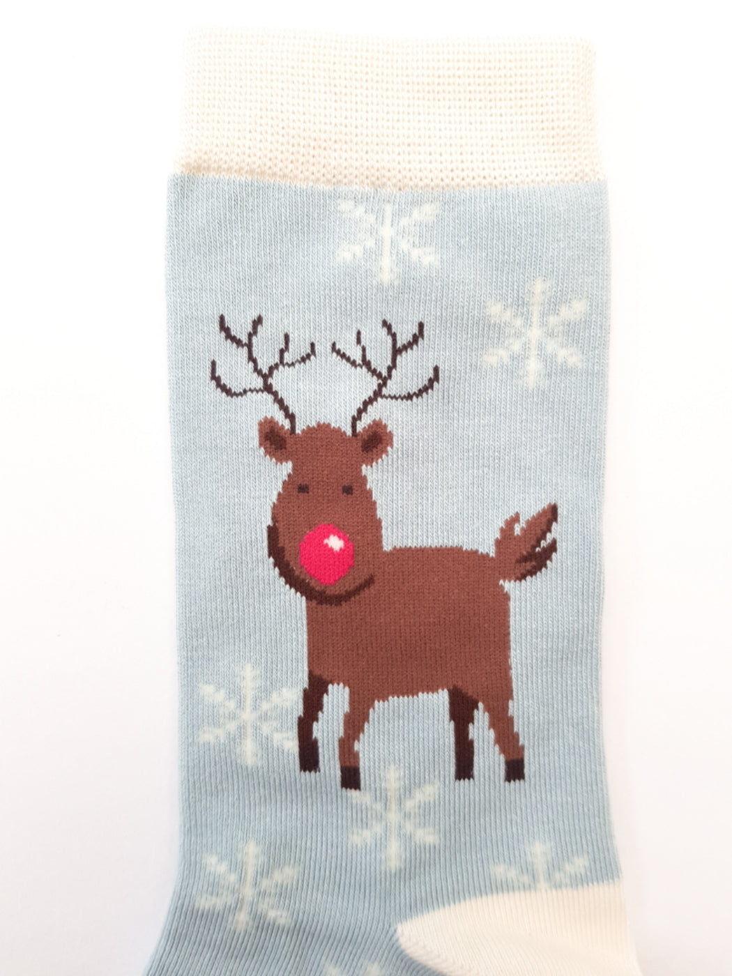 Powder blue Rudolph