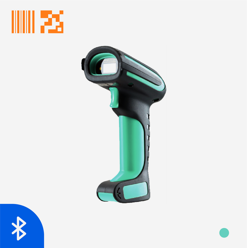 Tera EVHK0017 Barcode Scanner Heavy Duty industrial barcode scanner