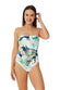 Vacation Bandeau Maillot One Piece