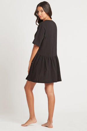 Essentials Black Dress
