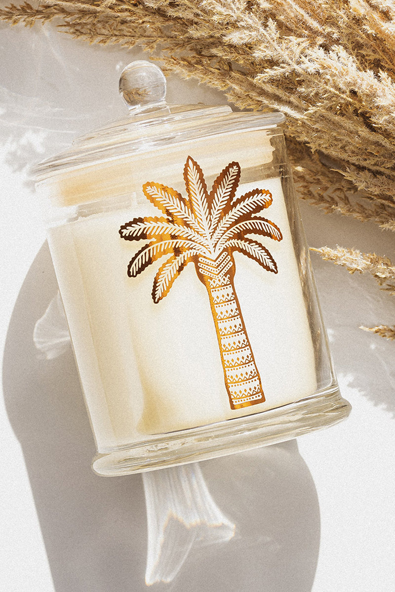 Glasshouse Candle Sea Salt & Caramel