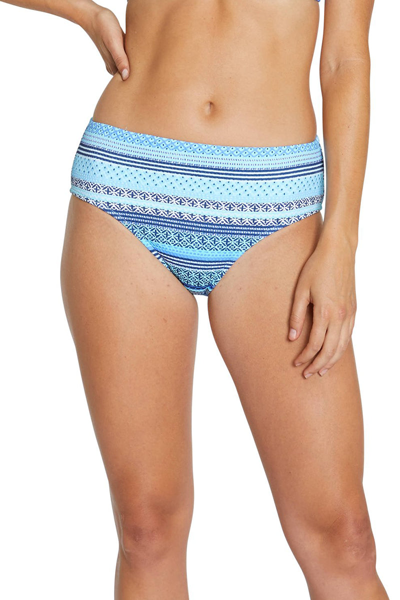 Spiced Tribes Pacific Mid Bikini Pant