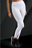 ZOVARI Cyclone Leggings White