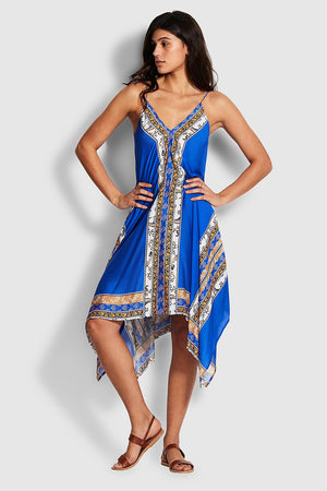 El Dorado Scarf Dress