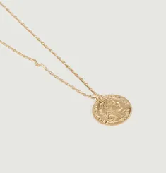 Medecine Douce Coin Necklace