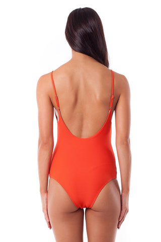 Palm Springs Scoop One Piece