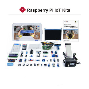 Raspberry Pi 4B IoT deverloper kits for programming