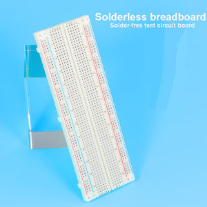 630 holes Solderless breadboard for test circuit board Universal board